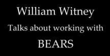 william witney, motion pictures bears